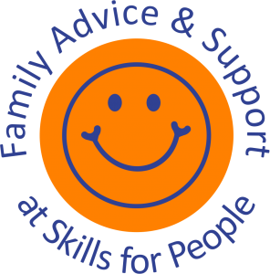 Family Advice & support at Skills for People logo
