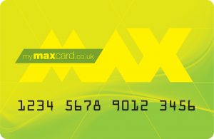 Example of a Max Card