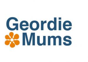Geordie Mums logo
