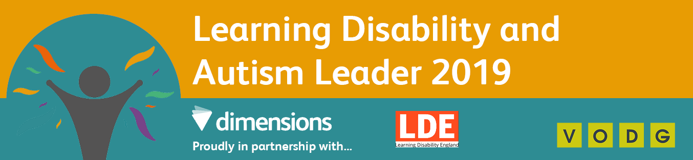Learning Disability and Autism Leader 2019