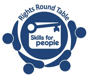 Right Round Table logo